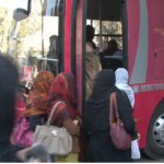 Evaluating Lahore's public transport from gender lens