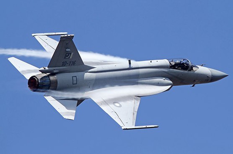 PAF conducts Hawkeye exercise   Daily times