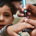Two new polio cases surface in Sindh