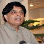 Don't share any social connection with Nawaz Sharif: Chaudhry Nisar