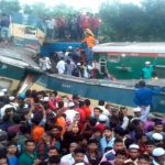 15 killed, several injured in head-on train collision in Bangladesh