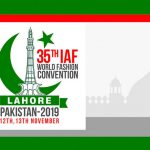 President Alvi opens 35th IAF World Fashion Convention in Lahore