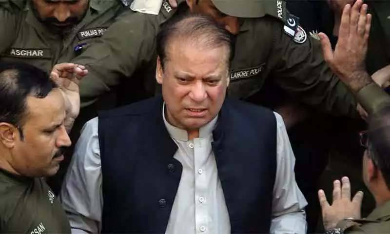 Federal Cabinet agrees to remove Nawaz Sharif's name from ECL