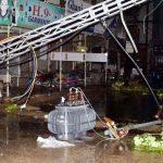 Lightening kills 17 in Thar as rains lash parts of Sindh