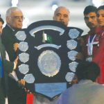Pakistan Army win 33rd National Games trophy