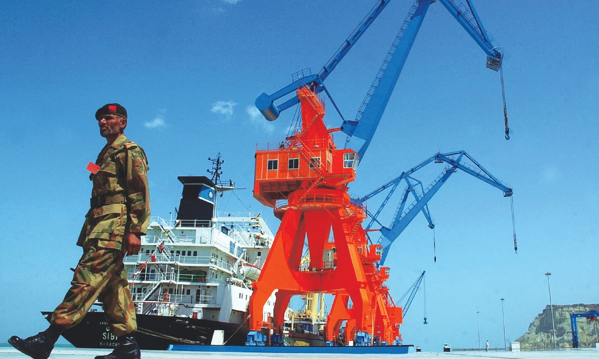 Chinese firm investing in Gwadar gets 23-year tax exemption