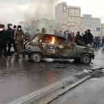 Iran condemns US show of support for 'rioters'
