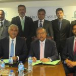 EFU Life and HabibMetro Bank sign agreement for Bancassurance products