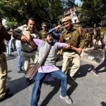 Police round up students in India's capital as fee protests grow
