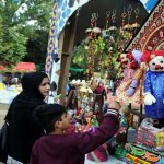 Lok Mela attracts audiences from twin cities in large numbers