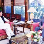 DG ISI calls on PM in Islamabad to discuss national security matters