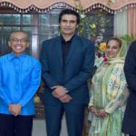 Thai Consul General hosts dinner for the showbiz fraternity of Pakistan