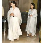 Karan Johar, Sanjay Leela Bhansali and Alia attend Manish Malhotra's father's funeral