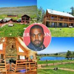 Kanye West's new Wyoming ranch is worth $14 million