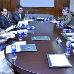 MQM delegation meets govt team, reminds it of promises
