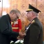 President confers 'Nishan-e-Imtiaz' on Turkish Army Chief