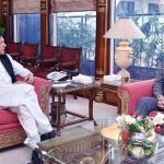 PM Imran Khan meets DG ISI, discuss security matters