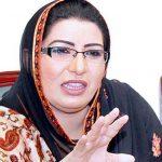 Rana Sanaullah has lost mental balance: Firdous