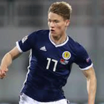 Manchester United's McTominay out of Scotland squad for Euro qualifiers