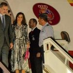 Spanish royals visit Havana for 500th anniversary celebrations