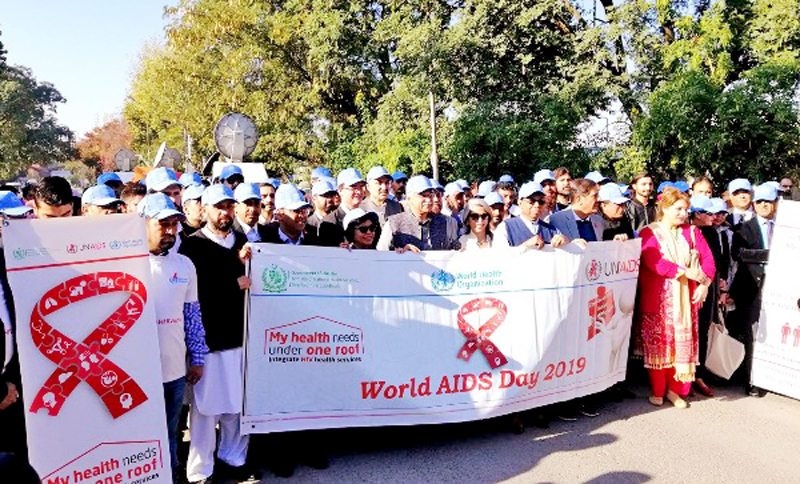 National action plan on AIDS to be announced soon: Mirza
