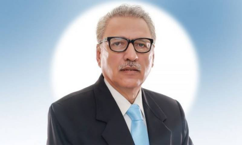Pakistan a peaceful country with nuclear capability for deterrence: Alvi
