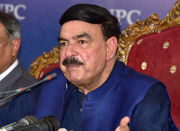 Freight trains charges reduced by 10 percent: Sheikh Rasheed