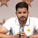 Azhar says all focus on Test series against Sri Lanka