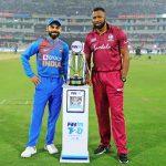 Kohli masterclass sees India take 1-0 T20I series lead against Windies