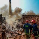 Bangladesh tears down brick kilns to fight toxic smog