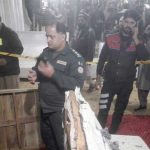 1 dead, 6 injured in blast at refrigerator shop