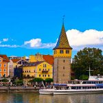 Romantic islands and  tranquillity at every turn, Lake Constance is a constant joy