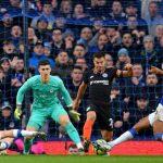 Caretaker Ferguson has instant impact as Everton beat Chelsea 3-1