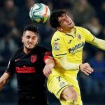 Atletico's fading title hopes hit by Villarreal draw