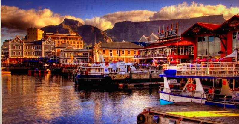 Johannesburg and Cape Town — a taste of South Africa