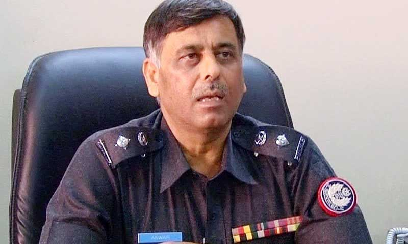 US blacklists Rao Anwar for 'serious human rights abuse'