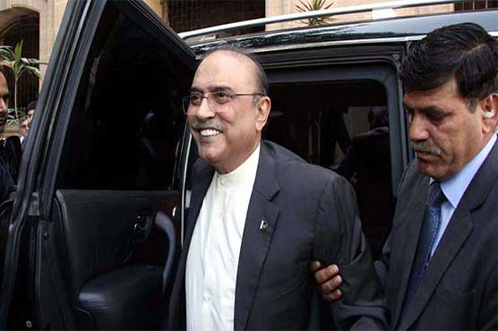 Asif Zardari granted bail on medical grounds