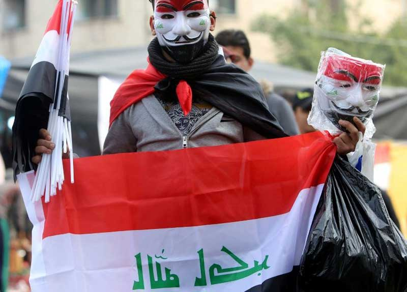 Iraqi families fear worst after protesters abducted