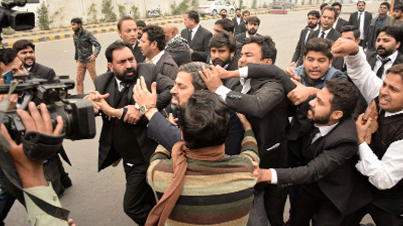 Lawyers shot at, tried to kidnap me: Chohan