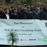 Korea-Pakistan friendship forest dedicated in KP