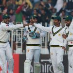 Pakistan claim five wickets as Sri Lanka reach 202 on opening day