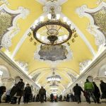 Moscow metro to train first female drivers