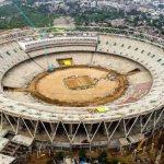 World's biggest cricket stadium takes shape in Ahmedabad
