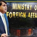 FO spokesman changed in major diplomatic reshuffle