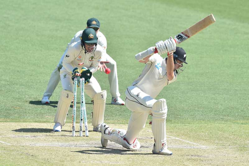 Australia build 417-run lead in first Test vs New Zealand