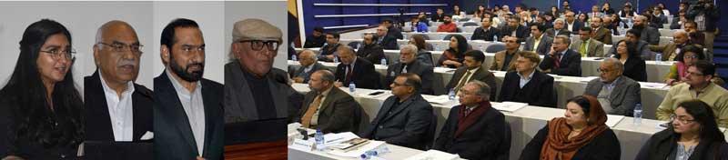 Dunya Foundation holds seminar