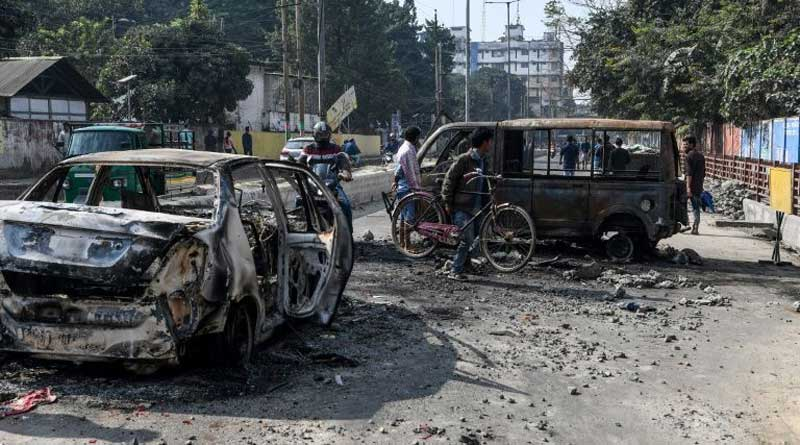 US, UK warn on travel to NE India after clashes