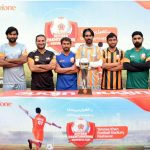 Ufone Khyber Pakhtunkhwa Football Cup trophy unveiled