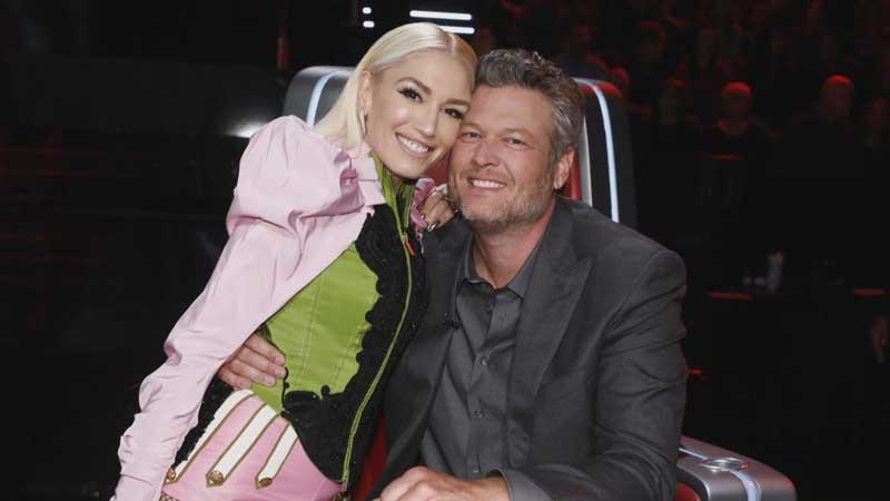 Ellen DeGeneres encourages Blake Shelton to propose to Gwen Stefani