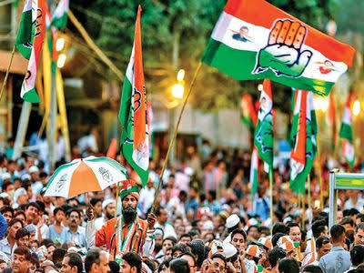 Congress all set for Bharat Bachao Rally